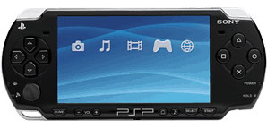 Sony PSP (black/slim)